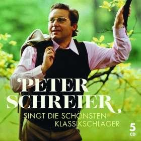 Peter Schreier singt die schönsten Klassikschlager, CD