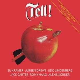Musical: Tell!, CD