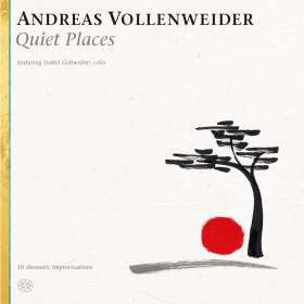 Andreas Vollenweider: Quiet Places, CD