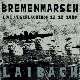 Laibach: Bremenmarsch (Live At Schlachthof 12.10.1987), CD