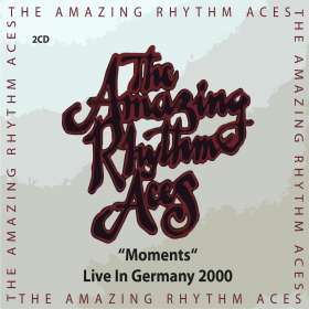 The Amazing Rhythm Aces: Moments (Live In Germany 2000), CD