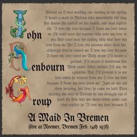 John Renbourn: A Maid in Bremen (Live at Roemer, Bremen Feb.14th), CD