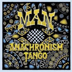 Man: Anachronism Tango, CD