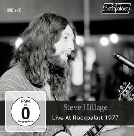 Steve Hillage: Live At Rockpalast 1977, CD