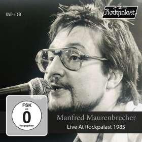 Manfred Maurenbrecher: Live At Rockpalast 1985, CD