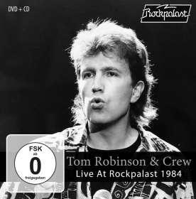 Tom Robinson: Live At Rockpalast 1984, CD