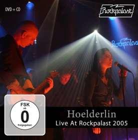 Hoelderlin: Live At Rockpalast 2005, CD
