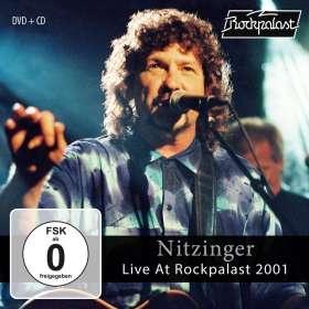 Nitzinger: Live At Rockpalast 2001, CD