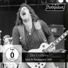 The Outlaws (Southern Rock): Live At Rockpalast 1981, CD