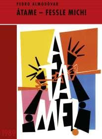 Pedro Almodovar: Atame - Fessle mich!, DVD