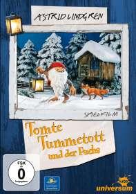 Sandra Schießl: Tomte Tummetott und der Fuchs, DVD