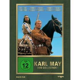 Harald Reinl: Karl May Collector's Box 1, DVD