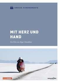 Roger Donaldson: Mit Herz und Hand (Große Kinomomente), DVD