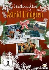 Lasse Hallström: Weihnachten mit Astrid Lindgren 3, DVD