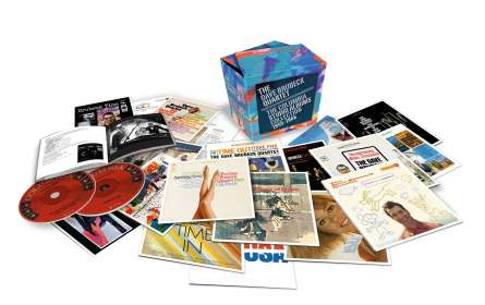 Dave Brubeck (1920-2012): The Columbia Studio Albums Collection, CD