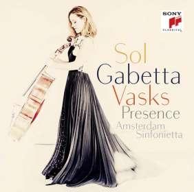 "Peteris Vasks (geb. 1946): Cellokonzert Nr.2 ""Presence"", CD"