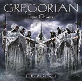 Gregorian: Epic Chants, CD
