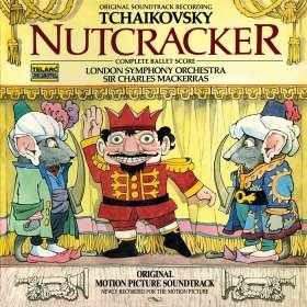 Peter Iljitsch Tschaikowsky (1840-1893): Der Nußknacker op.71 (180g / DMM Direct Cut), LP