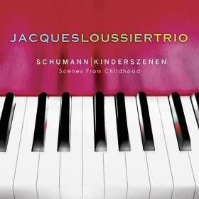 Jacques Loussier (1934-2019): Schumann: Kinderszenen, CD