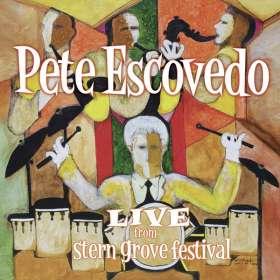 Pete Escovedo (geb. 1935): Live From Stern Grove Festival San Francisco 2012, CD