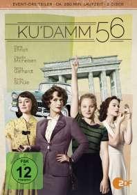 Sven Bohse: Ku'damm 56, DVD
