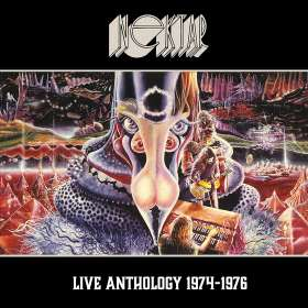 Nektar: Live Anthology 1974 - 1976, CD