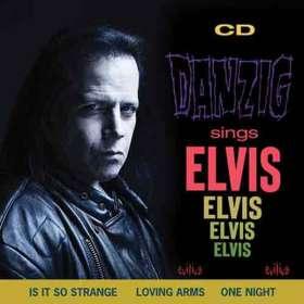 Danzig: Sings Elvis, LP
