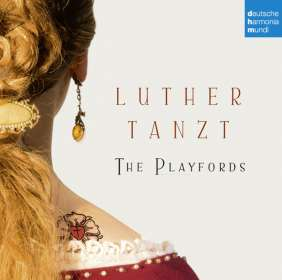 Luther tanzt, CD