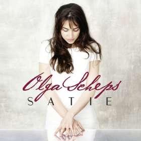 Olga Scheps - Satie, CD