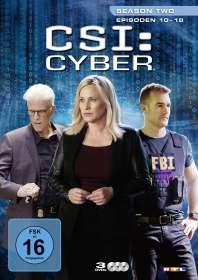 CSI Cyber Season 2 Box 2, DVD
