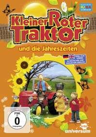 Russell Haigh: Kleiner roter Traktor und die Jahreszeiten, DVD