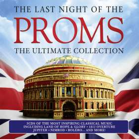 Last Night of the Proms - The Ultimate Collection, CD