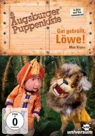 Augsburger Puppenkiste: Gut gebrüllt, Löwe, DVD