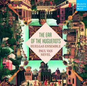 Huelgas Ensemble - The Ear of the Huguenots, CD