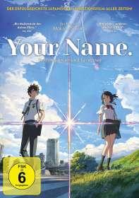 Makoto Shinkai: Your Name. - Gestern, heute und für immer, DVD