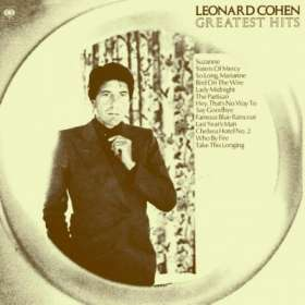 Leonard Cohen: Greatest Hits (180g), LP
