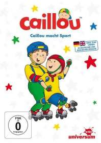 Caillou: Caillou macht Sport, DVD