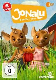 JoNaLu Staffel 1 & 2, DVD