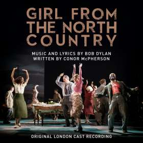 Girl From The North Country (Original London Cast), CD
