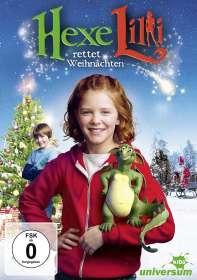 Wolfgang Groos: Hexe Lilli rettet Weihnachten, DVD