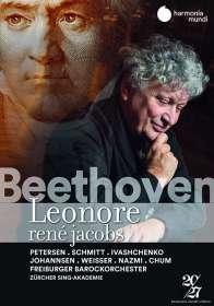 """Ludwig van Beethoven (1770-1827): Leonore (Urfassung von """"Fidelio"""") (Deluxe-Ausgabe), CD"""