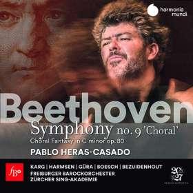 Ludwig van Beethoven (1770-1827): Symphonie Nr. 9, CD
