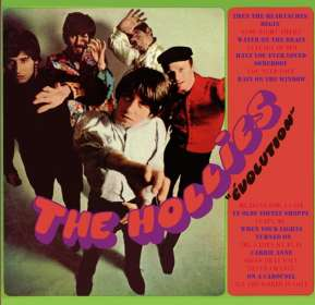 The Hollies: Évolution, CD