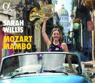 Sarah Willis - Mozart y Mambo, CD