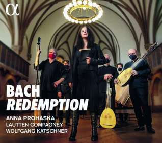Anna Prohaska - Bach Redemption, CD