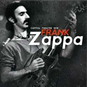 Frank Zappa (1940-1993): Capitol Theatre 1978, CD