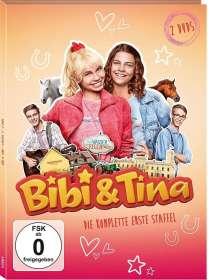 Bibi & Tina - Die Serie Staffel 1, DVD
