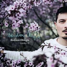 Andreas Obieglo: Lieder II (signiert), LP