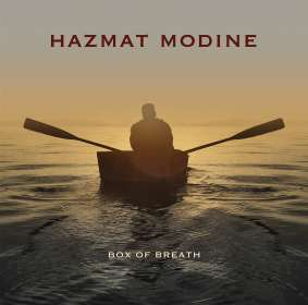 Hazmat Modine: Box Of Breath, CD