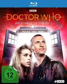 Keith Boak: Doctor Who Staffel 1 (Blu-ray), BR